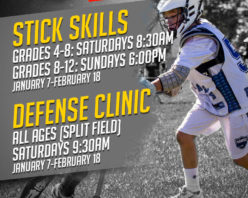 New Winter Clinics added to Hawks Academy – Click Here for Registration