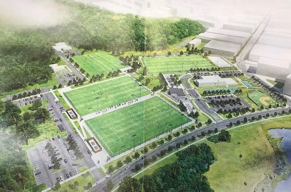 Union Point will be the Official Practice and Game Facility of Hawks Lacrosse