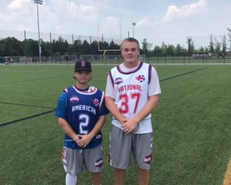 Richie Greenlaw earns Brine All-American All-Star Selection