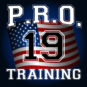 P.R.O. 19 Training Registration for Club members only